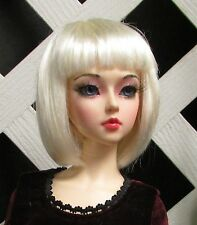 "DOLL Wig, Monique Gold ""Ava"" Size 4/5, White"