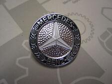 Mercedes G, Emblem, Bonnet, Mercedes star, New, original MB
