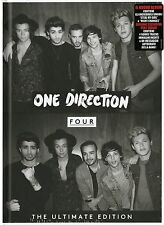 One Direction - Four - CD Deluxe +4 Bonus songs (nuovo album/disco sigillato) 1D