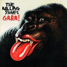 THE ROLLING STONES (GRRR! - GREATEST HITS 2CD SET SEALED + FREE POST)
