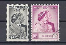 ASCENSION RSW 1948 SG50/51 USED Cat £50.30