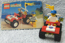 LEGO SET 6518 BAJA BUGGY - Complete with instructions -Nice small Christmas gift