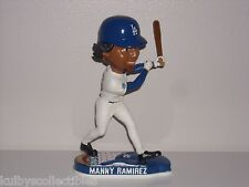 MANNY RAMIREZ Los Angeles Dodgers Bobble Head 2010 Helmetbase Limited Ed** MLB**
