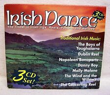 Irish Dance - Jigs Reels Polkas & Waltzes 3 CD Set USED CDs