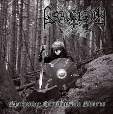 Graveland - Sharpening the Thousand Swords CD 2015 black metal Poland