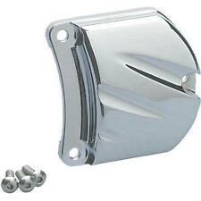 Harley FLHRSI Road King Custom 2004-2006Solenoid End Cover Chrome by Kuryakyn