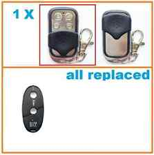 garage gate remote control compatible with Nice very VR BLACK very-vr 433.92