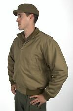 Tanker Jacket, Fleece-Lined, Size M