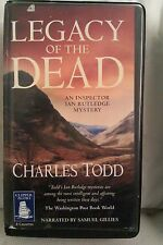 Legacy of the Dead by Charles Todd: Unabridged Cassette Audiobook (GHH1)