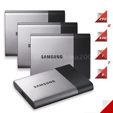 Original SAMSUNG T3 Portable 500G USB 3.1 External Solid State Drive C9Y2