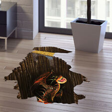 Dinosaur Removable 3D Wall Sticker Room Mural Decal Home Decor Art Floor Sticker