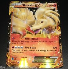 Ninetales EX 13/83 XY Generations Ultra Rare Holo NEAR MINT Pokemon Card
