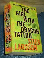 The Girl With the Dragon Tattoo by Stieg Larsson *FREE SHIPPING* 9780307473479
