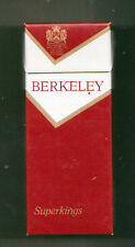 EMPTY PACKET 5 Berkeley Superkings Sample Pack Low to Middle Tar