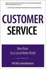 Customer Service: New Rules for a Social Media World (Que Biz-Tech)-ExLibrary