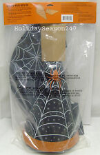Halloween Door Decor Witch Hat Face appears Cackle Spooky Sound Motion Activated