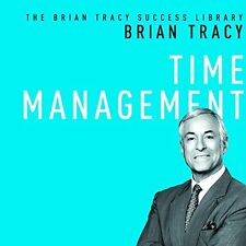 NEW 2 CD Brian Tracy Time Management