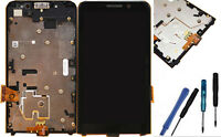 Black Full LCD Display+Touch Screen Digitizer Assembly For Blackberry Z30 +4G