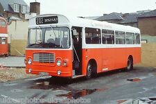 Eastern Counties WEX930S Bus Photo