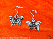 BUY 3 GET 1 FREE~BUTTERFLY SILVER EARRINGS~GRADUATION GIFT FOR HER BEST FRIEND
