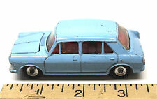 Vintage Dinky Toys Morris 1100 Die Cast Car Meccano Blue 1:43 Made In England