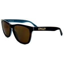Oakley Sunglasses Frogskins LX OO2043-03 Tortoise Blue Bronze Polarized