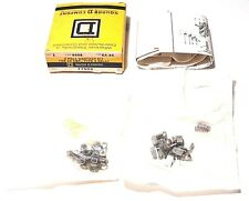 NIB SQUARE D 9998 RA-85 4-POLE CONTACT KIT FOR TYPE D RELAY 9998-RA-85, 77503