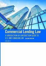 Commercial Lending Law: A State-By-State Guide, , Good Book