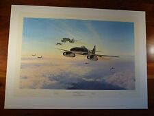 Stormbirds Over The Reich - Robert Taylor Signed by 3 Distinguished Fighter Aces
