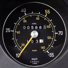 Mercedes Benz 300D and All Cable Driven Speedometer & Odometer Gauge REPAIR SVC
