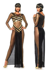 Egypt Cleopatra Goddess Roman Egyptian Ladies Halloween Fancy Dress Costume