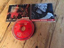 t.graham brown- liveS 2001 time river records cd