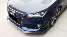 CARBON FIBER ARS STYLE CANARD FOR  AUDI RS7