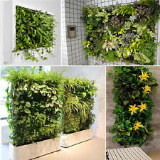 "56 Pockets Vertical Garden Wall Planter Hanging Bag GREAT FOR HERBS 39""*39"" #A"