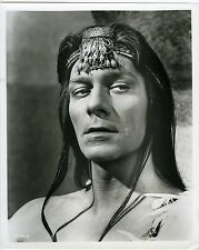 PHOTO CHRISTOPHER PLUMMER dans the royal hunt of the sun LERNER 1969