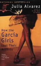 How the Garcia Girls Lost Their Accents by Julia Alvarez (1992, Paperback) EE406