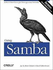 Using Samba, Second Edition, David Collier-Brown, Robert Eckstein, Jay T's, Good
