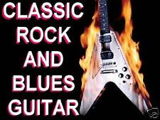 Classic Rock And Blues Lead Guitar DVD Learn REAL Lead. Play These Every Gig!