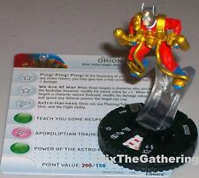 ORION #043 Superman and the Legion of Super-Heroes DC HeroClix Rare