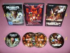 Dungeons & Dragons + Merlin und der Krieg der Drachen + 10000 A.D. Black Pearl