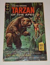 TARZAN (GOLD KEY) #180 Comics Book