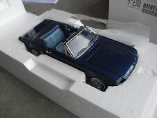 RARE Franklin Mint Precision Models 1/24 1964 1/2 Mustang Convert Car #1 Serial