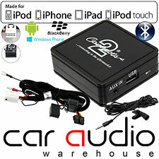 Skoda Octavia 2005-2013 Bluetooth Music Streaming Handsfree Car AUX CTASKBT003