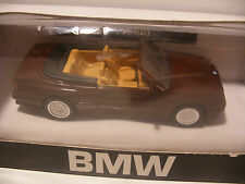 NEW-RAY City Cruiser en Metal 1/43 BMW 1988 Marron neuf
