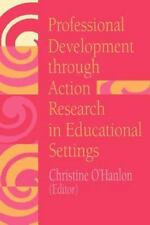 Professional Development Through Action Research: International Educational Pers