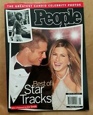 PEOPLE Magazine Best of Star Tracks 2004 Brad Pitt Jennifer Aniston