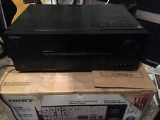 Onkyo TX-SR444 7.1-Channel AV Receiver with Intermittent NO SOUND problem