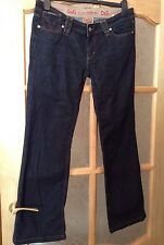 "Dolce & Gabbana Icon Ladies Jeans W30"" L 30"" Low Rise, Bootcut D&G With Stretch"