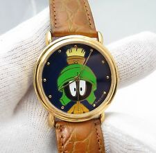 "MARVIN THE MARTIAN, Armitron, Looney Tunes ""RARE""  MENS/KIDS/UNISEX WATCH 173"