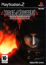 Dirge OF CERBERUS-FINAL FANTASY VII per PAL PS2 (NUOVO E SIGILLATO)